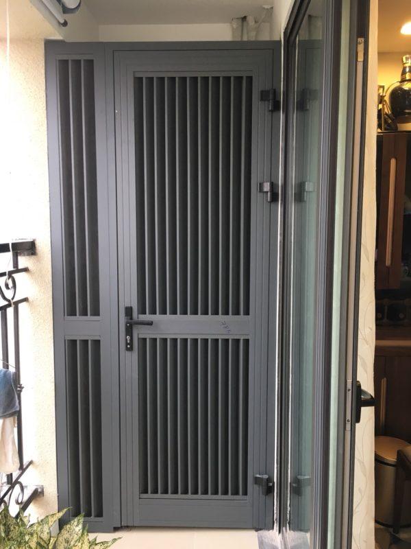 cửa chớp lật xingfa